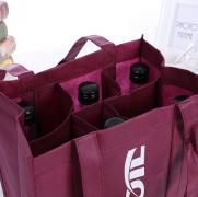 <b>质量好的无纺布红酒袋!酒水包装袋</b>
