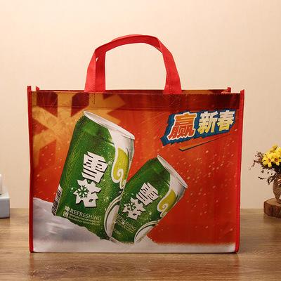覆膜无纺布袋—啤酒袋