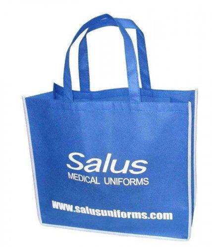 无纺布购物袋越来越受欢迎
