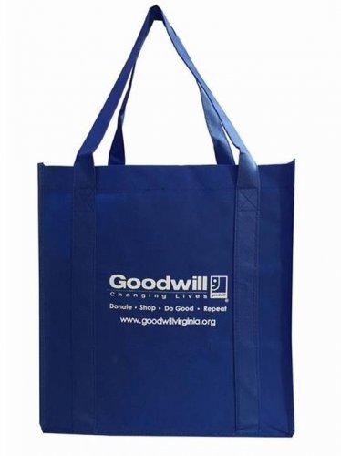 无纺布购物袋—成为更多厂商的选择